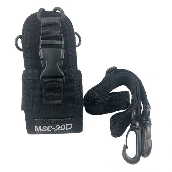 MSC-20D Nylon  pouch case cover holder for Baofeng UV-5R BF-888S