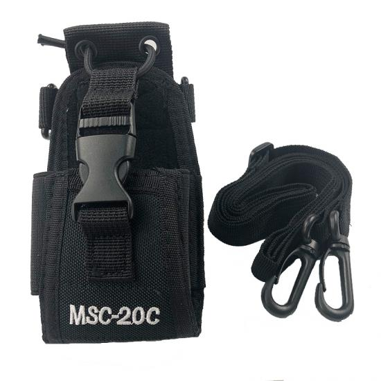 MSC-20C Nylon  pouch case cover holder for Baofeng UV-5R BF-888S
