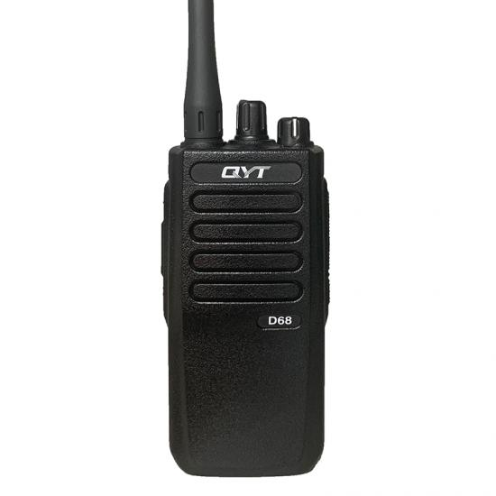 QYT D68 UHF DMR digital professional walkie talkie