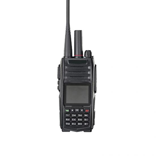 QYT Q12 LTE/4G+Analog 2w Linux system walkie talkie with GPS