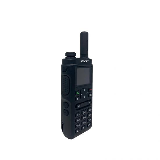 QYT global cover 4G 3G 2G GSM WCDMA poc GPS long range 2 way walkie talkie radios with SIM card